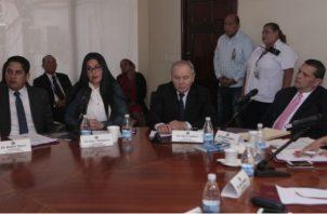 Comisión de Credenciales se prepara para evaluar designaciones de magistrados de la Corte Suprema de Justicia. Foto/Archivos