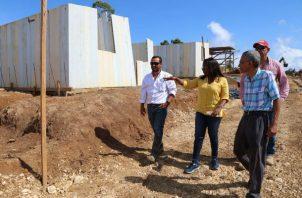 Comisión de Infraestructura Pública de la Asamblea Nacional inpecciona condición de proyectos de obras públicas. Foto/Cortesía