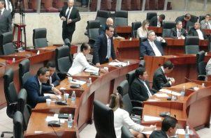 La mayoría de las comisiones de la Asamblea Nacional son presididas por el PRD.