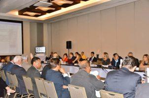 La Concertación Nacional para el Desarrollo aprobó el paquete de reformas constitucionales.