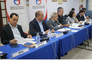 La Concertación Nacional para el Desarrollo la integran representantes de diversos sectores de la sociedad civil y partidos políticos.
