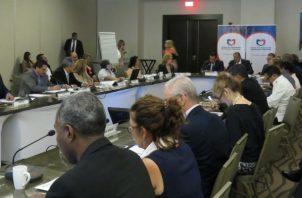 El Consejo para la Concertación Nacional está integrado por representantes de diversos sectores de la sociedad panameña.