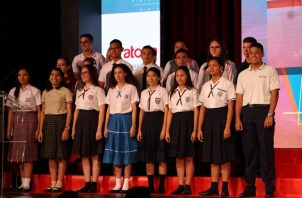 Los finalistas. Foto: Cortesía