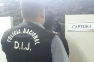 El sentenciado fue llevado a la cárcel de David. Foto: Mayra Madrid.