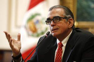 La denuncia también alcanza al presidente del Congreso Pedro Olaechea. FOTO/EFE