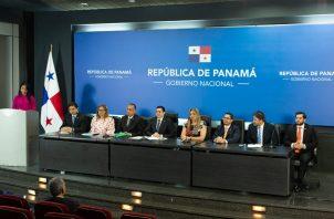 Consejo de Gabinete actualizó el Registro de Tablilla de las acciones iniciada con la emisión de los bonos.