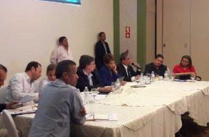 El Consejo de Gabinete ampliado se realizará en el colegio Abel Bravo de Colón.