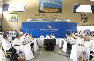 Consejo de Gabinete. Foto/Cortesía