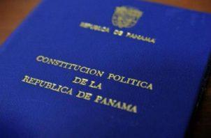A través de una constituyente lo que se busca es cambiar la actual Constitución Política de Panamá.