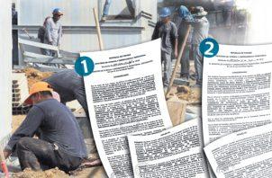 La constructora Cocige incumplió con el programa Techos de Esperanza, con la excusa de falta de flujo de caja.