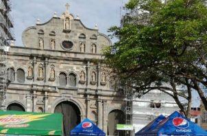 Casco Antiguo, Casa Catedral, a las 2:00 p.m.
