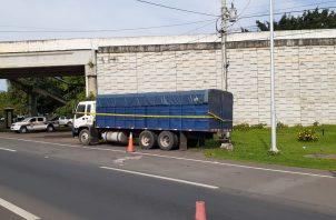 Al momento de la incautación, se pudo comprobar que la documentación que portaba el cargamento era falsificada, y además no contaban con la certificación emitida por el Ministerio de Desarrollo Agropecuario (Mida). Foto/Thays Domínguez
