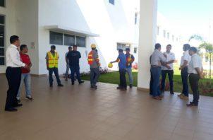 Están solicitando un diálogo con las autoridades y la empresa. Foto: Thays Domínguez.