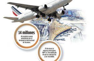 Detrás estaría el interés de ayudar a una empresa italiana que ha sido expulsada de varios aeropuertos en el mundo.