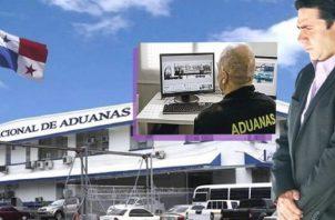El Centro Nacional de Monitoreo Aduanero es  otra acción de seguridad de este gobierno. Foto / Epasa.