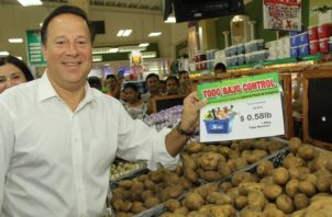 La medida de Control de Precios que fue promovida por el gobierno de Juan Carlos Varela.