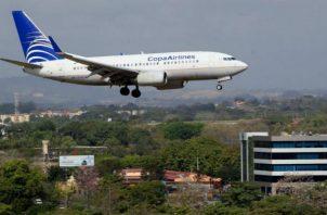 Copa Airlines cuenta con vuelo directo entre Asunción y Ciudad de Panamá, con un mínimo de dos frecuencias diarias.