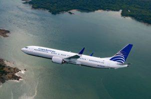 Copa Airlines cubrirá los vuelos que operaban sus MAX9 con el resto de su flota