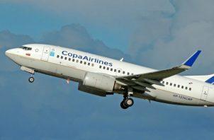 Copa Airlines inauguró este sábado su primer vuelo entre Ciudad de Panamá y Paramaribo, capital de Surinam