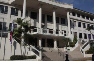 El sistema judicial enfrenta una crisis de credibilidad a lo cual se suma la falta de la carrera judicial. Foto: Panamá América.