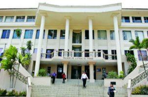 El Pacto de Estado por la Justicia deberá revisar las hojas de vida de los aspirantes a magistrados de la Corte Suprema. Foto: Panamá América.