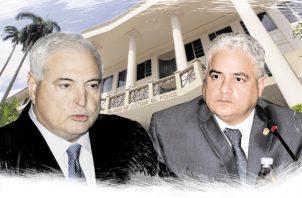 La defensa de Ricardo Martinelli presentó ante la Corte un impulso procesal para agilizar la circulación del fallo en el cual  se declina la competencia.