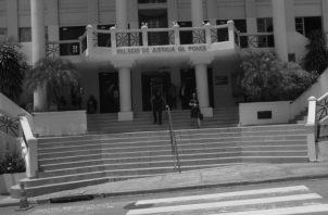 La Corte Suprema de Justicia de Panamá, es el tribunal supremo que dicta jurisprudencia, y guía a jueces inferiores y litigantes. Foto: Víctor Arosemena. Epasa.