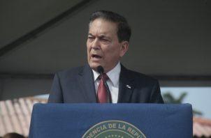 El presidente Laurentino Cortizo solicitará una reunión con miembros del Pacto de Estado por la Justicia para la selección de los magistrados de la Corte Suprema de Justicia.