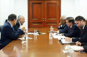 Ricaurte Vásquez reemplazará a Jorge Luis Quijano en la administración de la ACP.