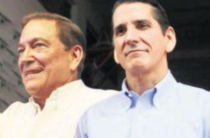 Laurentino Cortizo, candidato presidencial del PRD. Foto: @tepanama