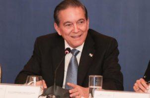 Cortizo presidió el Gabinete Social de ayer. Foto de Cortesía
