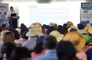 Banconal realizó este año cinco encuentros agropecuarios.