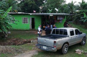 Capturan a pareja que estaría involucrada en homicidio en Panamá Oeste. Foto/Cortesía