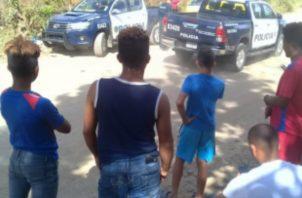 Crimen en Pacora. Foto/@ramironoticias