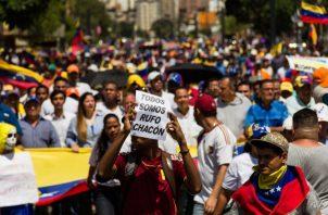 El informe de Michelle Bachelet sobre Venezuela causó gran preocupación en el presidente Cortizo. Foto de EFE