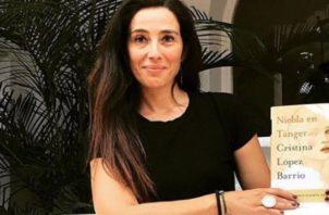 Cristina López Barrio.