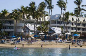 En enero, República Dominicana contabilizó 173,928 turistas de cruceros. Foto/Efe