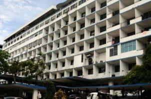 Instalaciones del Complejo Hospitalario de la Caja de Seguro Social. Foto: Archivo