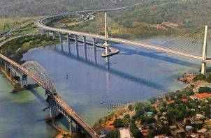 El Cuarto puente sobre el Canal beneficiaría directamente la circulación de más de 130 mil vehículos diarios