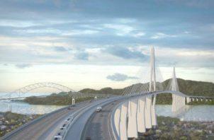 La construcción del Cuarto Puente se realizará este año.