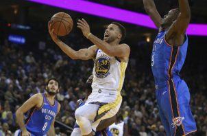 Stephen Curry. Foto:AP
