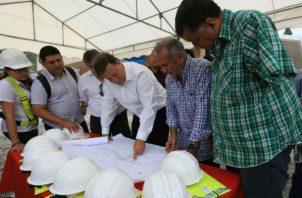 Cusa gana contrato directo por $8 millones para construir albergue migratorio en Darién. Foto: Panamá América.