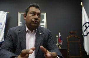 Daniel Rojas fue reelecto como presidente de la Asociación de Usuarios  de la Zona Libre de Colón para el periodo 2019-2020.