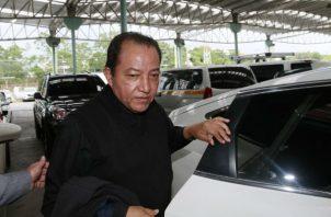 'David Cosca tiene seis cuentas bancarias y le gusta el seco con leche', según fiscal del caso. Foto: Jorge Luis Barría.