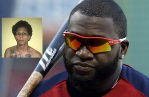 David Ortiz fue operado en República Dominicana y posteriormente trasladado a Boston. Foto AP