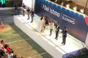 Laurentino Cortizo recibe críticas por ausentarse del debate presidencial en la UDI. Foto: Universidad del Istmo.