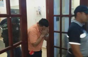 El Tribunal emitió el veredicto pasada las 5:30  de la tarde. Foto: José Vásquez.