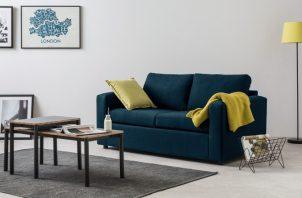 Los muebles multiuso son una solución ideal para conseguir multiplicar el espacio.