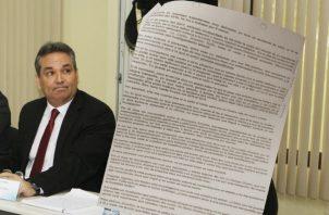 Relatos de las víctimas fueron tramitados por la subcomisión designada por la Comisión de la Mujer de la Asamblea. Foto de Víctor Arosemena