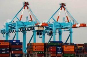 El déficit comercial ha aumentado un 6.4%, en los primeros cinco meses del año. Foto: Cortesía